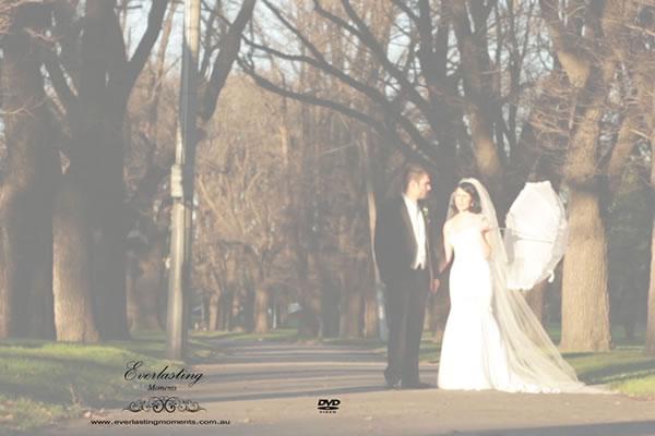 Everlasting Moments DVD Templates