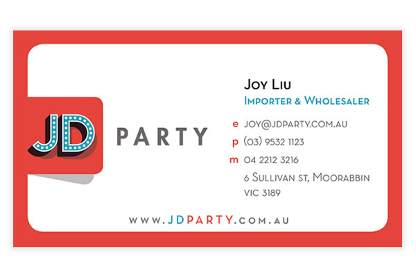 JD Party Printing