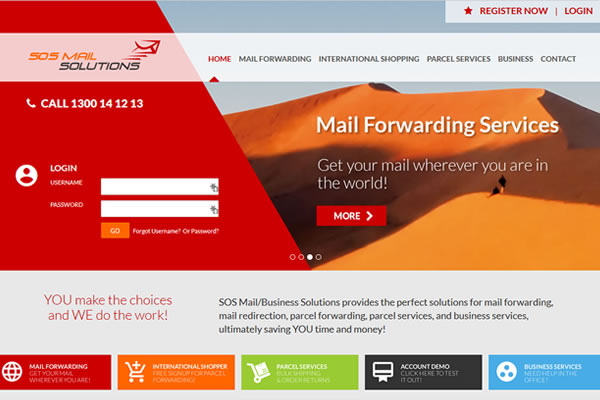 SOS Mail Solutions