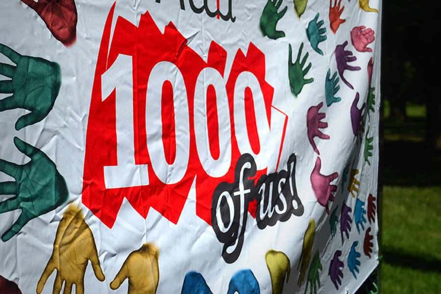 Attra's 1000 of Us Banner