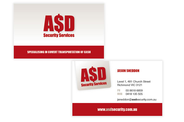 ASD Marketing Materials