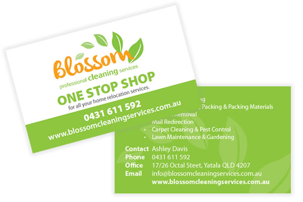 Blossom Cleaning