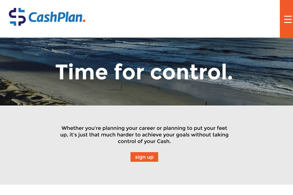 Cashplan Web
