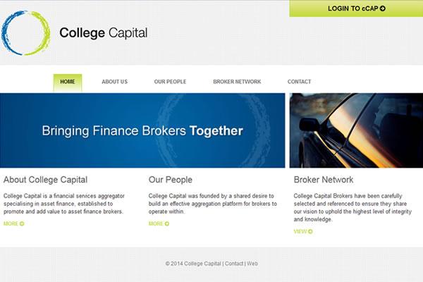 College Capital Intranet