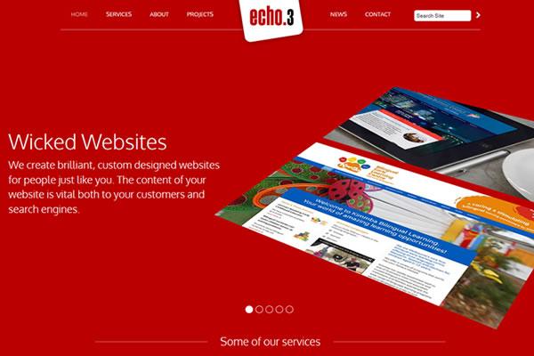 Echo3 Website